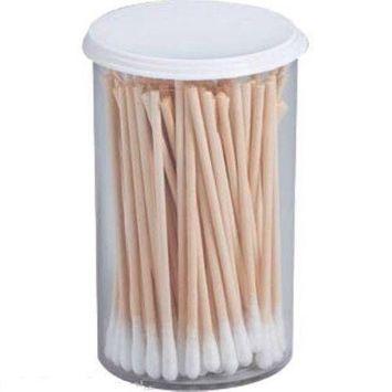 Cotton Tipped Applicator - Non-Sterile - 3 Inch - 300 Applicators (3 Vials) MS50340