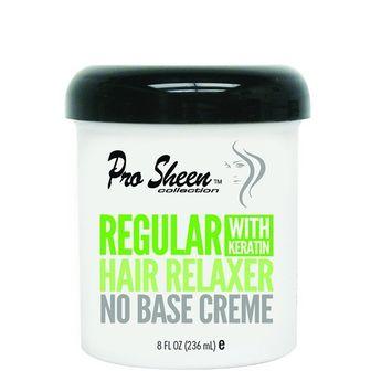 Pro Sheen Creme Hair Relaxer (Regular, 8 oz)