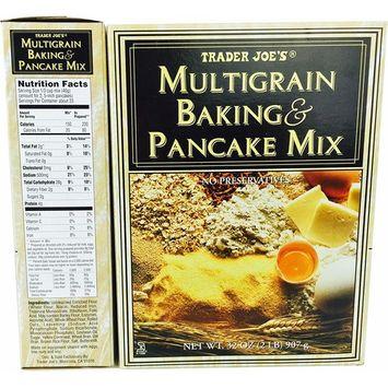 Trader Joe's Multigrain Baking & Pancake Mix