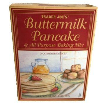 Trader Joe's Buttermilk Pancake & All Purpose Baking Mix - 32 Ounces