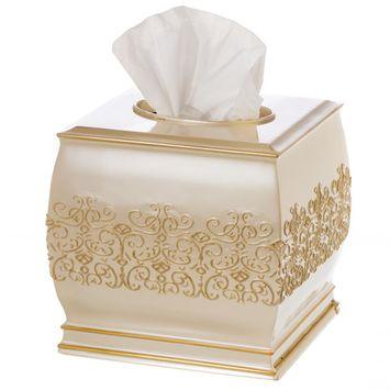 Shannon Square Tissue Box