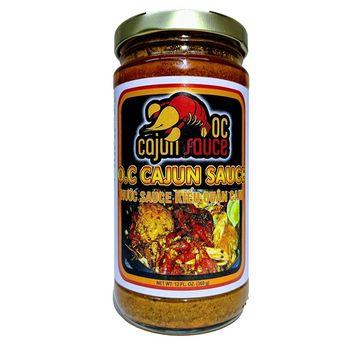 OC Cajun Sauce, 12 Oz