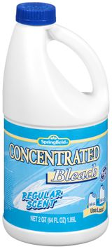 Springfield® Concentrated Bleach Regular Scent