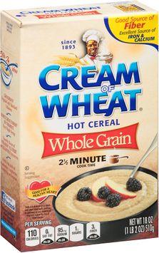 Cream of Wheat® Whole Grain Hot Cereal