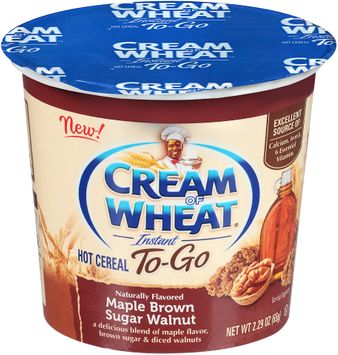 Cream of Wheat® Instant To-Go Maple Brown Sugar Walnut Hot Cereal