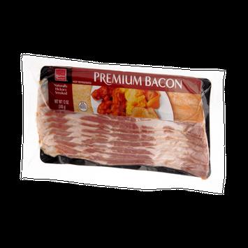 Harris Teeter Premium Bacon Naturally  Hickory Smoked