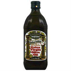 MANTOVA 404354 MANTOVA OIL OLIVE XVRGN GOLD - Pack of 6 - 17 FO