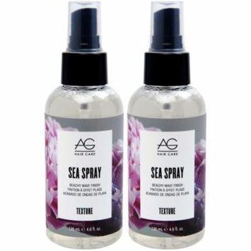 AG Hair Texture Sea Spray 4.6 oz - Pack of 2