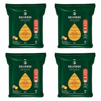 4 PACK- Free Delivery - Delverde Artisan instant Lasagna -4 PACK-(no boil), semolina made with spring water, certified Kosher (17.6 oz)