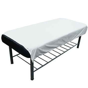 6pc/pkg Flat Comfort Sheets Washable Reusable For Massage Table Cover