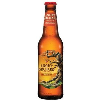 Angry Orchard Apple Ginger Cider 12 OZ