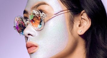 This Cult Favorite Face Mask Now Has Holographic & Glitter Options