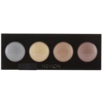 Revlon Eye Illuminance Creme Shadow, 715-Precious Metals (Quantity of 4)