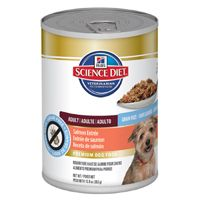 Hills Pet Nutrition Science Diet Grain Free Salmon Can Dog Food 12pk