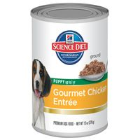Hill's Science Diet Puppy Savory Chicken Entree 12/13-oz cans