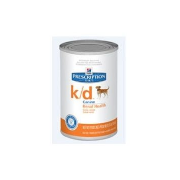 Hill's Prescription Diet K/d Canine Renal Health Canned Dog Food