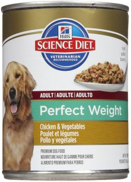 Hill's Science Diet Perfect Weight Canned Dog Food