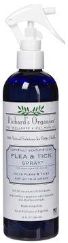 Richards Organics Richard's Organics Natural Flea & Tick Spray - 12 oz