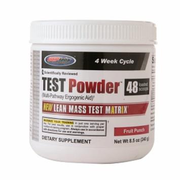 USPlabs TEST Powder Ergogenic Acid