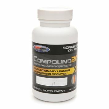 USPlabs Compound 20 Selective Beta-2 Adrenoceptor Agonist