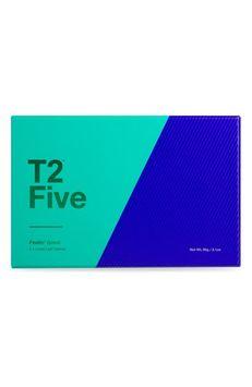 T2 Tea Five Feelin' Good Loose Leaf Tea Box Set, Size One Size - Black