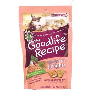 The Goodlife Recipe Cat Treat Salmon/ Shrimp
