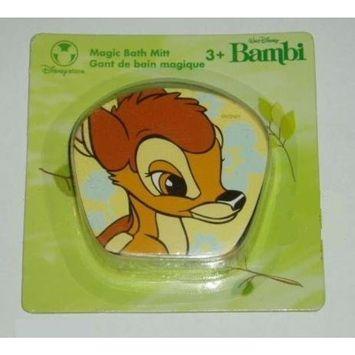 Disney Store BAMBI Magic BATH MITT Wash Cloth