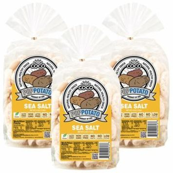 (2 Pack) POP POTATO SEA SALT