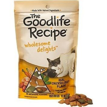 The Goodlife Recipe Cat Treat Chicken/ Beef