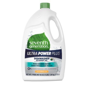 Seventh Generation Ultra Power Plus™ Dishwasher Detergent Gel - Fresh Citrus Scent