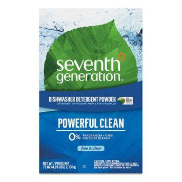 Seventh Generation Dishwasher Detergent Powder - Free and Clear