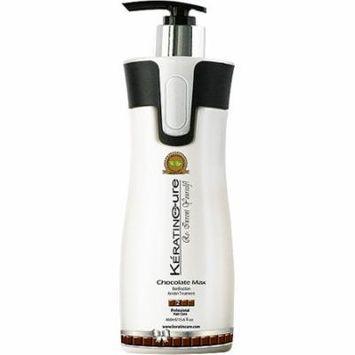 Keratin Cure Chocolate Max Bio-Brazilian Hair Treatment 460ml/10floz