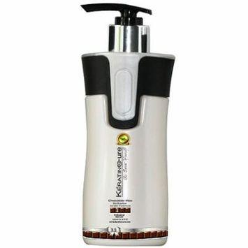 Keratin Cure Chocolate Max Bio Brazilian Complex Hair Smoothing Treatment 300 ml 10 fl oz