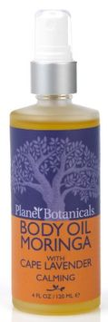 Planet Botanicals African Fruit Body Oil