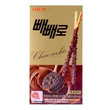 LOTTE PEPERO Covered with Chocolate Cookie Crumbs 32g