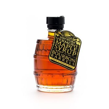 Vermont Bourbon Barrel Aged Maple Syrup - 200 mL