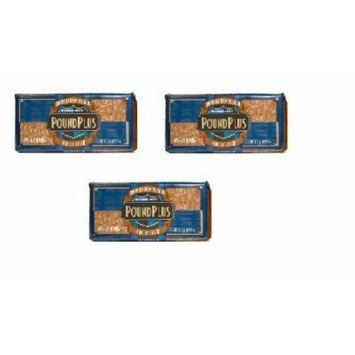 Trader Joe's Pound Plus Milk Chocolate with Almonds 17.6 Oz. (3 Pack)
