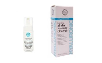Yphone Hyaluronic Acid Hydrating All Day Foaming Cleanser