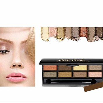 RNTOP 8Colors Women Cosmetic Makeup Neutral Nudes Warm Eyeshadow Palette