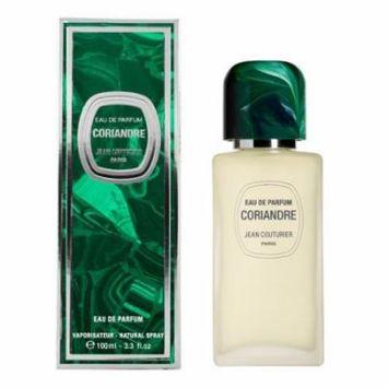 Coriandre Jean Couturier For Women 3.3 Ounce EDP Spray