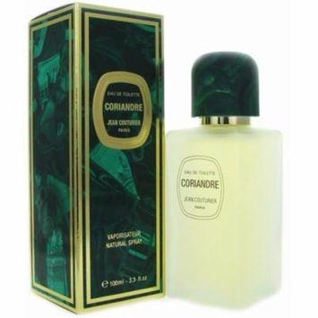 3 Pack - Coriandre By Jean Couturier Eau De Toilette Spray For Women 3.3 oz
