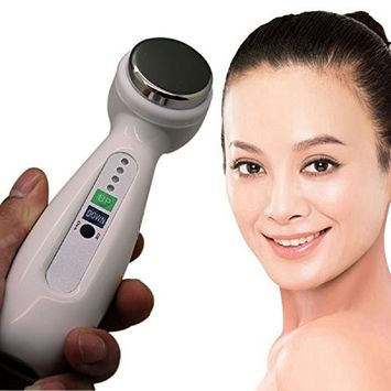 Ul Body Vibration Massager Beauty Instrument Wrinkle Acne Remover Facial Skin Lifting Care Device Machine