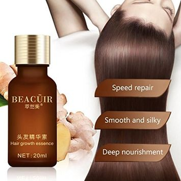OVERMAL Hair Treatment Oils 20ml Moisturizing Nourish Scalp Smooth Dry Repair Treatment Hair Care Oil
