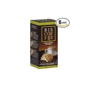 Biscoffee Espresso Coffee Shortbread