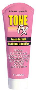 Body FX TONE fx, Transdermal Defining Complex, 8 oz Tube