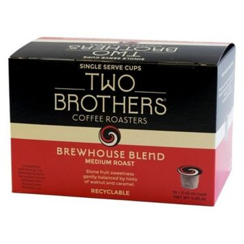 Two Brothers Brewhouse Blend Keurig K-Cups - 10ct