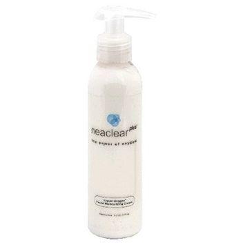 Neaclear Plus Liquid Oxygen Facial Moisturizing Cream 6-Ounce Package