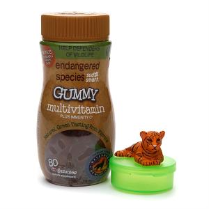 Endangered Species Gummy Multivitamin Plus Immunity C
