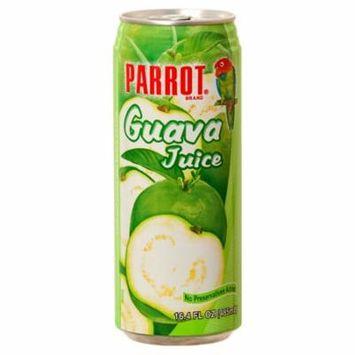 New 352470 Parrot Juice 16.4 Oz Green Guava (24-Pack) Juice Cheap Wholesale Discount Bulk Beverages Juice