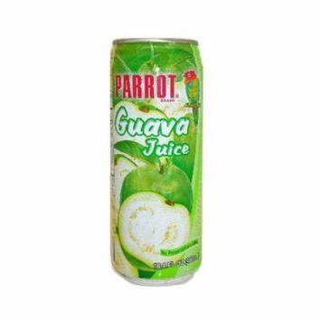 New 803069 Parrot Guava Juice 16.4Oz (24-Pack) Juice Cheap Wholesale Discount Bulk Beverages Juice